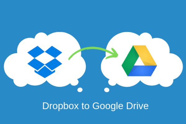 DropBox to Google Drive Migration: How to Transfer Files