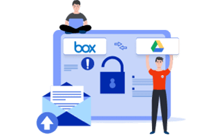 Migrates Permissions from Box to Google Drive