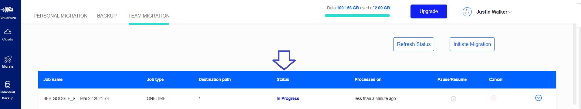 Box to Google Shared Drives Mirgation In Progress