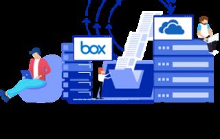 Box to Onedrive